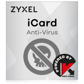 ZyXEL 1 rok Kaspersky Anti-Virus dla USG 40 & USG 40W