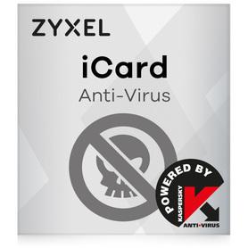 ZyXEL 2 lata Kaspersky Anti-Virus dla ZyWALL1100 & USG 1100