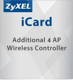 ZyXEL 4 AP Licencje dla serii UAG/USG/ZyWALL