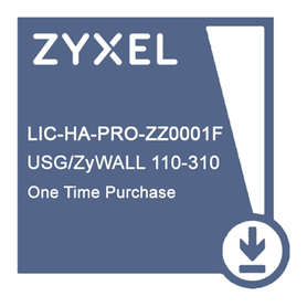 ZyXEL HA Advanced Series dla USG110/210/310 & ZyWALL 110/310