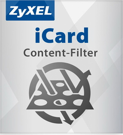 ZyXEL 1 rok Bluecoat Content Filter dla USG 50